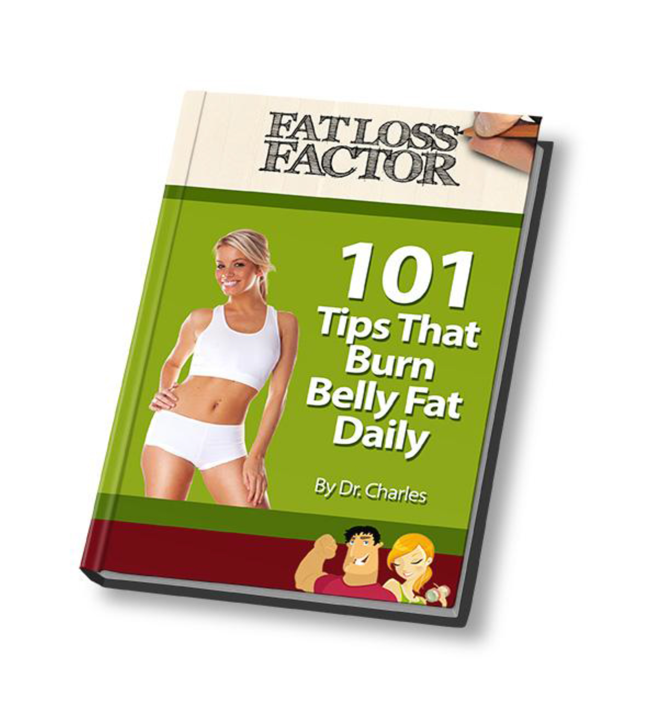 101 Tips That Burn Belly Fat