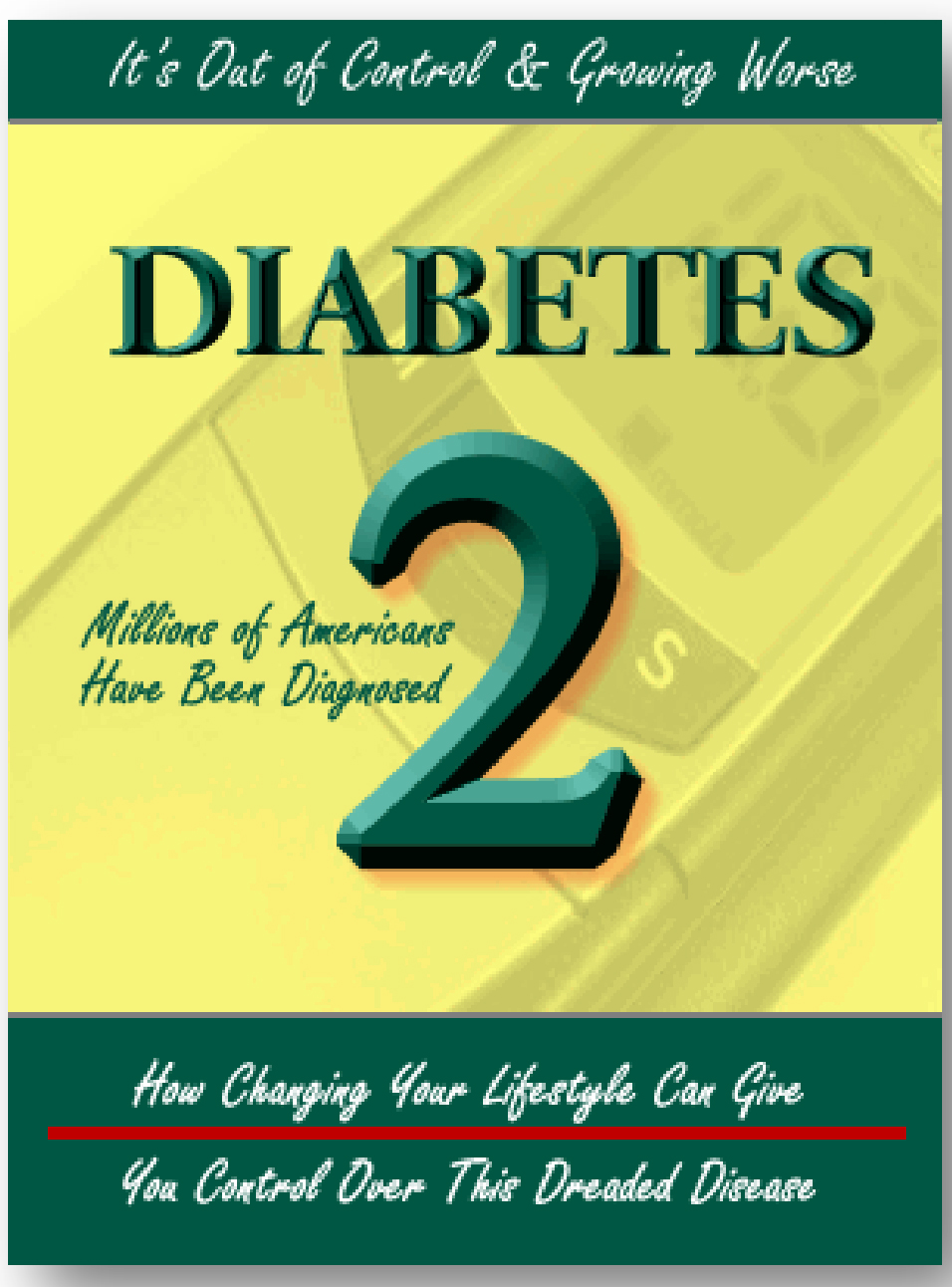 Weight Loss Reports - Diabetes 2
